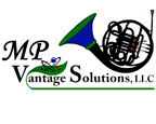 MP Vantage Solutions Logo